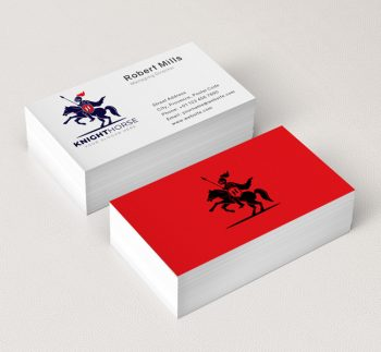 617-Knight-Horse-Business-Card-Mockup