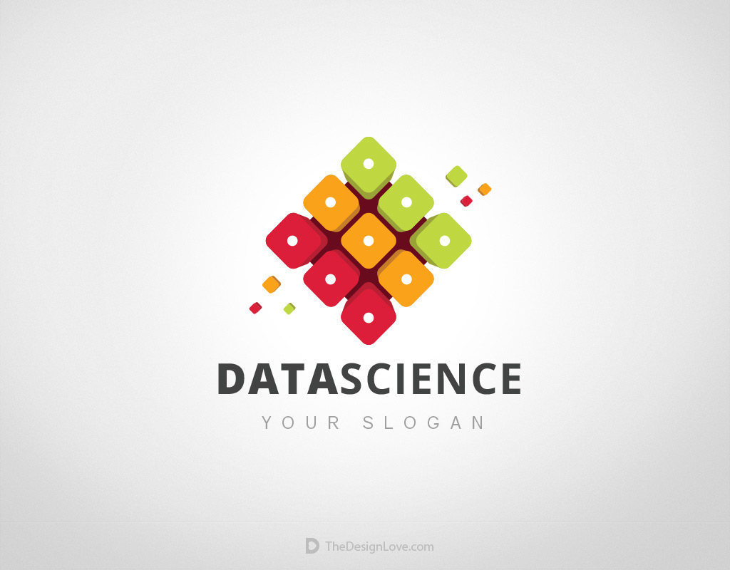 Data science logos