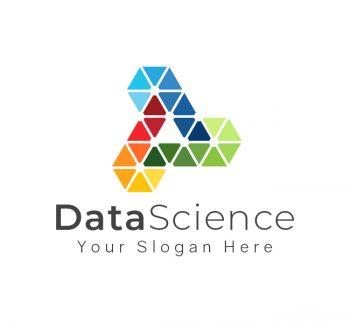 360 Data Science Logo & Business Card