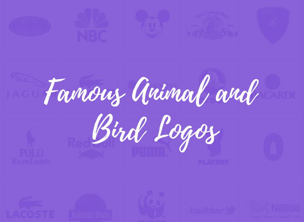 Famous-Animal-and-Bird-Logos