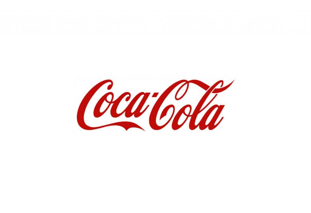 famous-brands-with-typography-logo-coca-cola