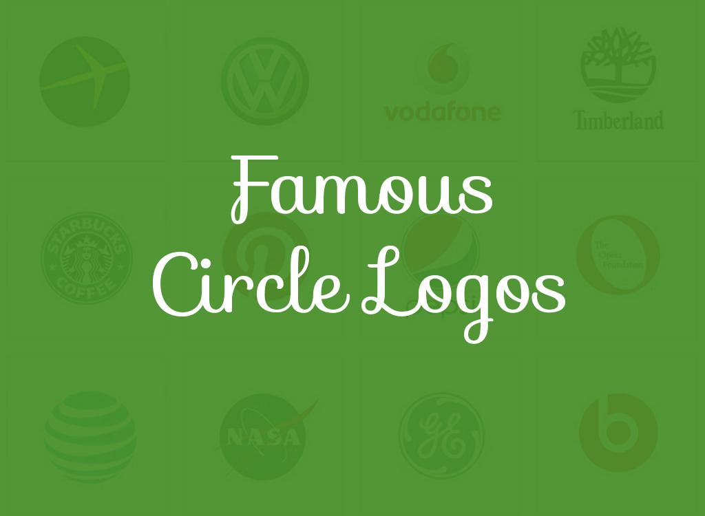 Famous-Circle-Logos