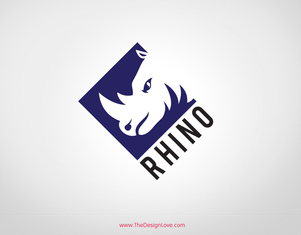 Rhino-logo-template