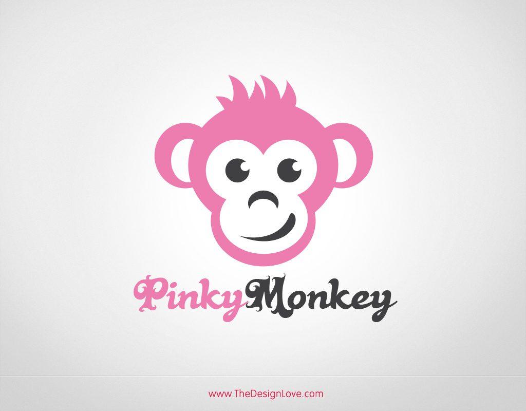 free-vector-monkey-logo