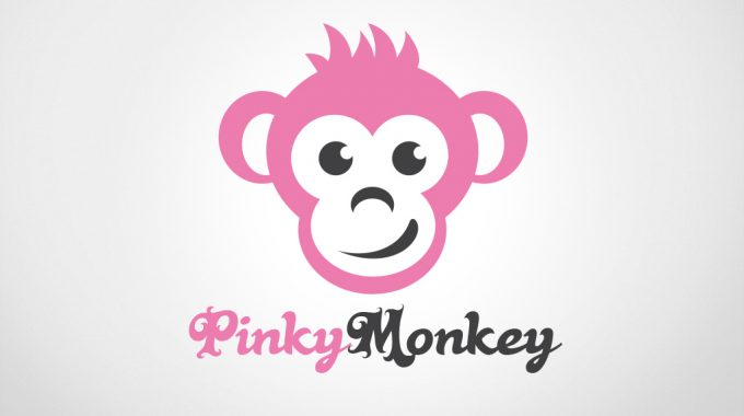 Monkey-logo Template
