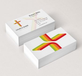 002-Church-Cross-Logo-Business-Card-Template-01