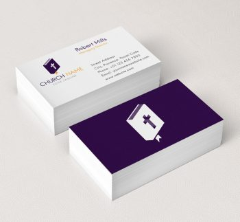 009-Church-Logo-with-Bible-Business-Card-Template-06
