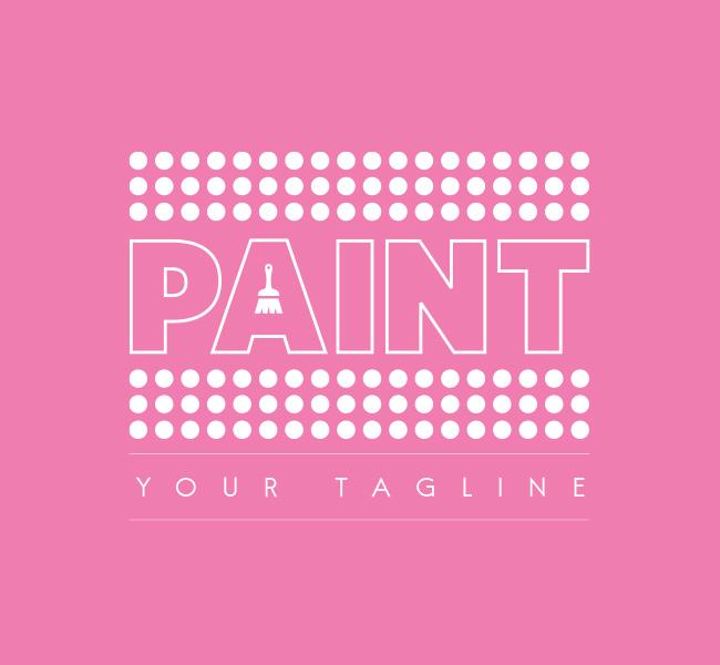 012 Paint -Logo-Template-W