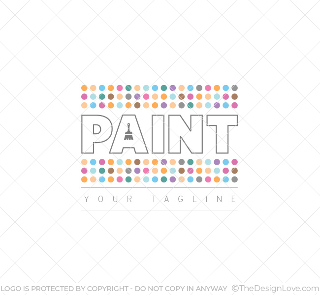 012 Paint-Logo-Template