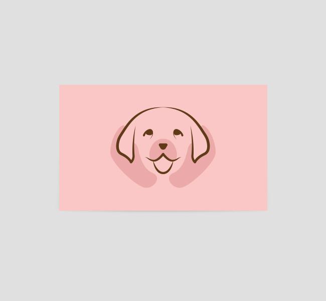 017-Dog-Care-Logo-Business-Card-Template-Back