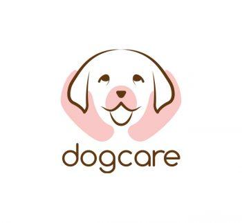 Dog Care Logo & Business Card Template