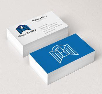 018-Eagle-Properties-Logo-&-Business-Card-Template