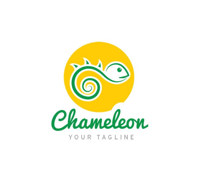 Chameleon-Logo-Template