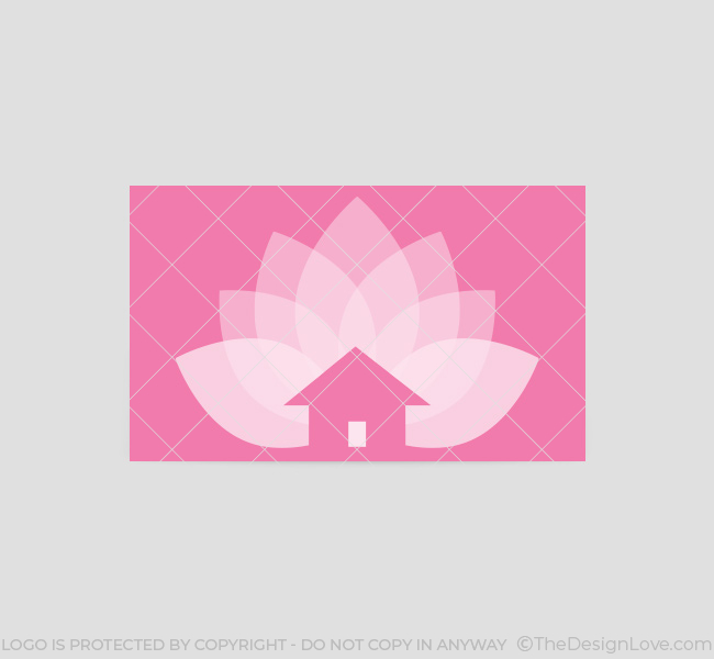 020-Lotus-Homes-Logo-&-Business-Card-Template-Back