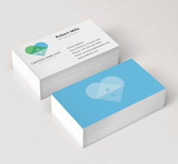 021-Lakeside-Reality-Logo-&-Business-Card-Template