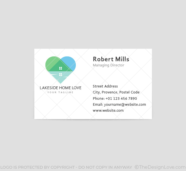 021-Lakeside-Reality-Logo-&-Business-Card-Template-Front