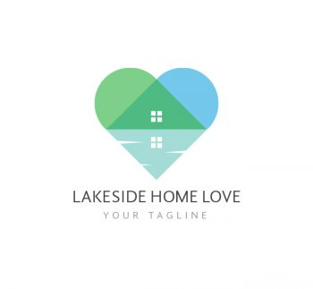 Lakeside Reality Logo & Business Card Template