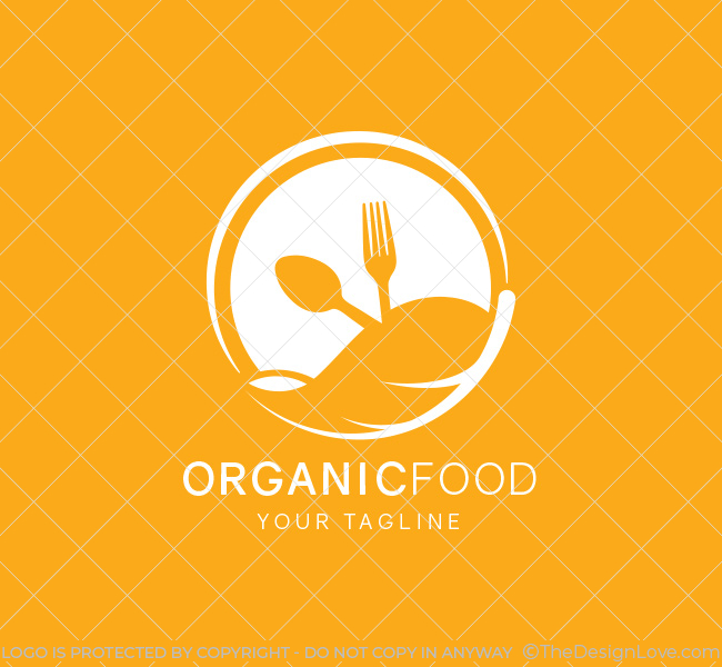 026 Organic Food Logo-Template_W