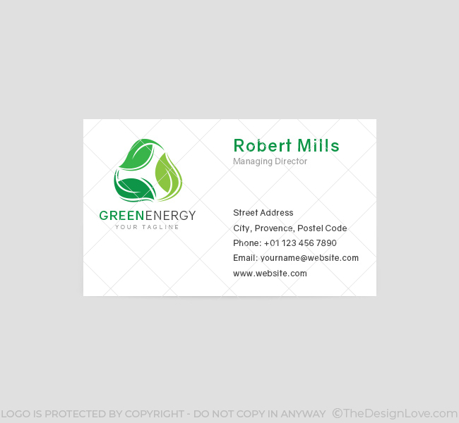 030-Green-Energy-Logo-&-Business-Card-Template-Front