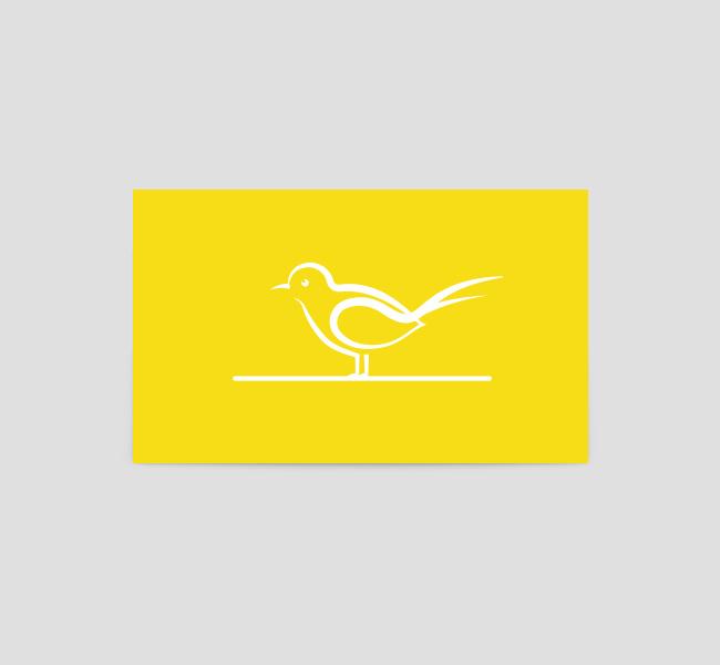 031-Yellow-Bird-Logo-&-Business-Card-Template1-Back