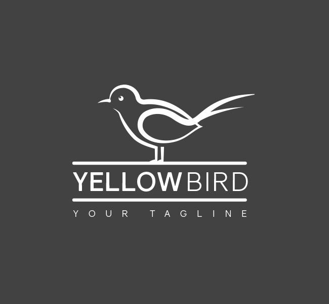 031-Yellow-Bird-Logo-Template_W