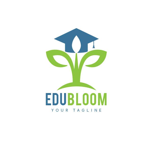 EduBloom-Logo-Template