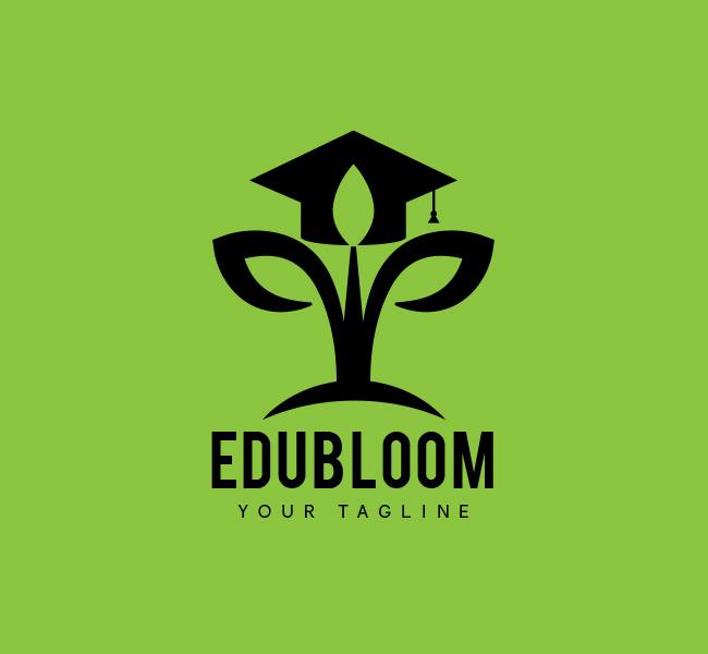 033-EduBloom-Logo-Template_B