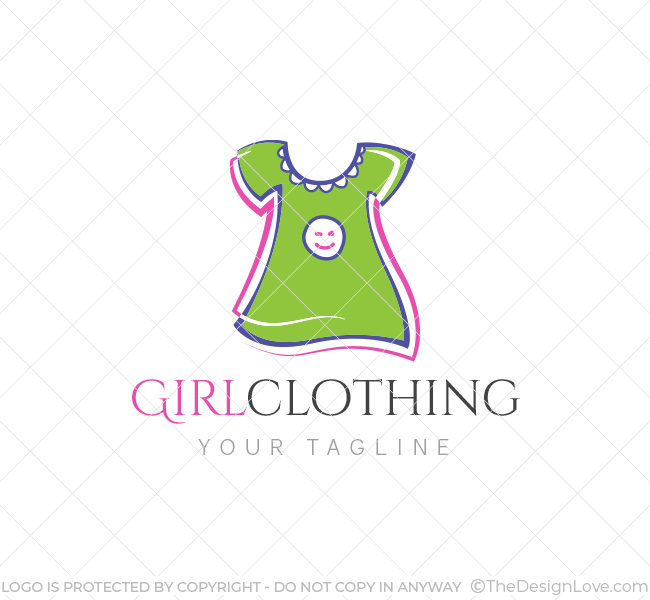 Girl clothing stores logos images The designlover
