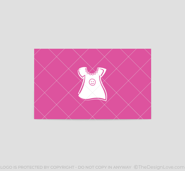 039-Girl-Clothing-Logo-Template-&-Business-Card-Template-Back