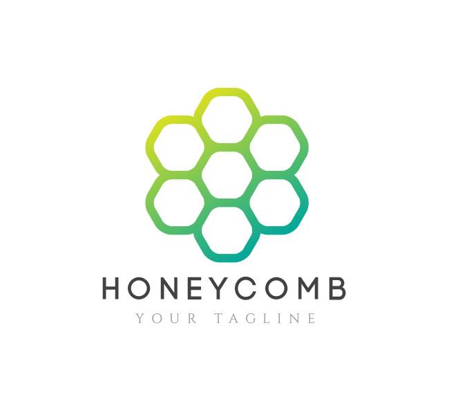 Honeycomb-Logo-Template