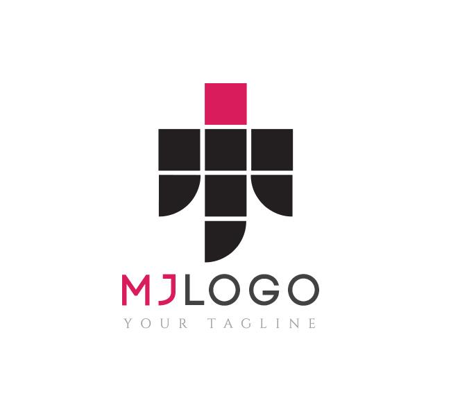 042-MJ-Logo-Template