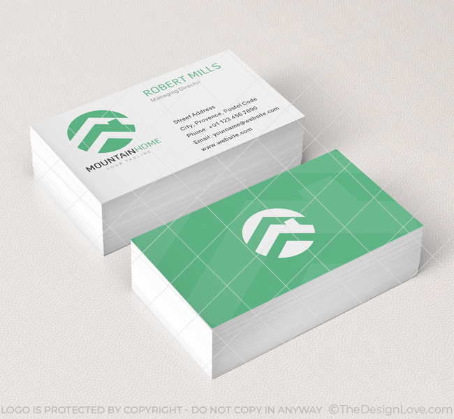 044-Mountain-Homes-Realty-Logo-&-Business-Card-Template