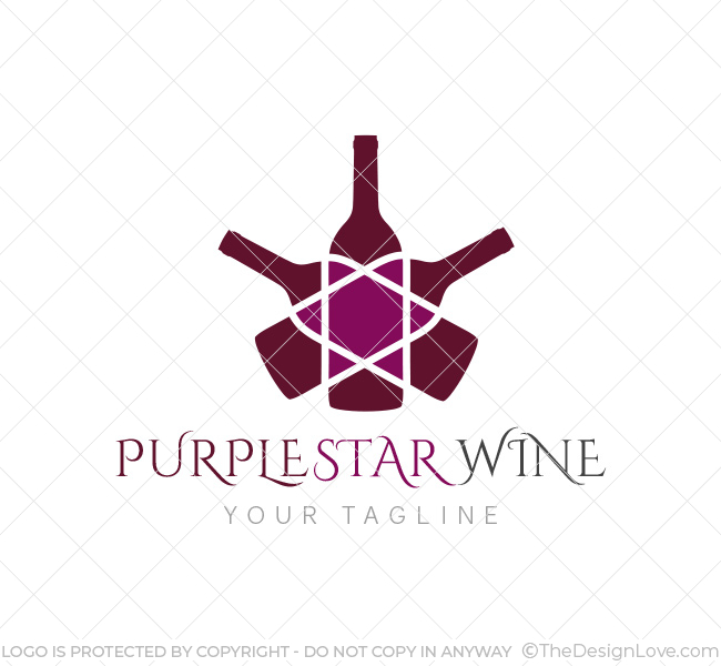 Purple-Star-Wine-Logo