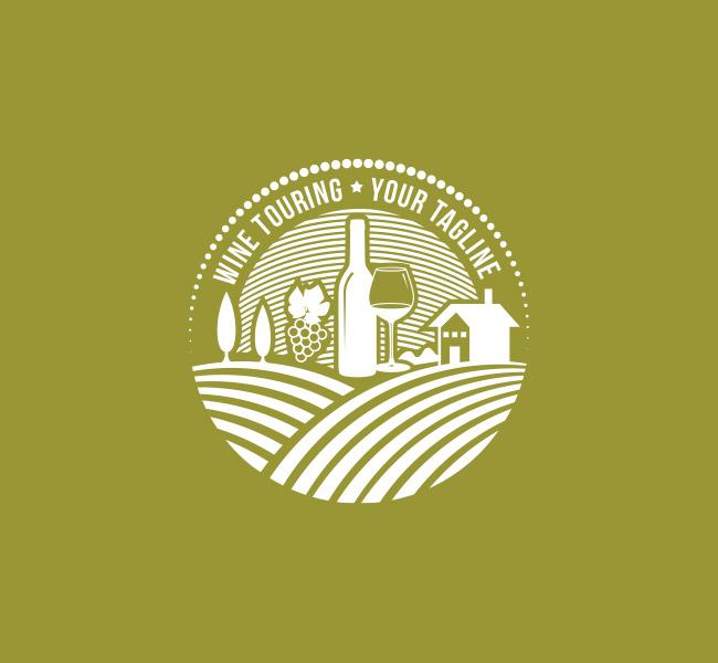 054 Wine Touring Logo-Template_B