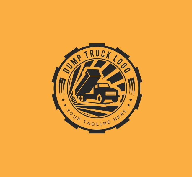 056-Dump-Truck-Logo-Template_B