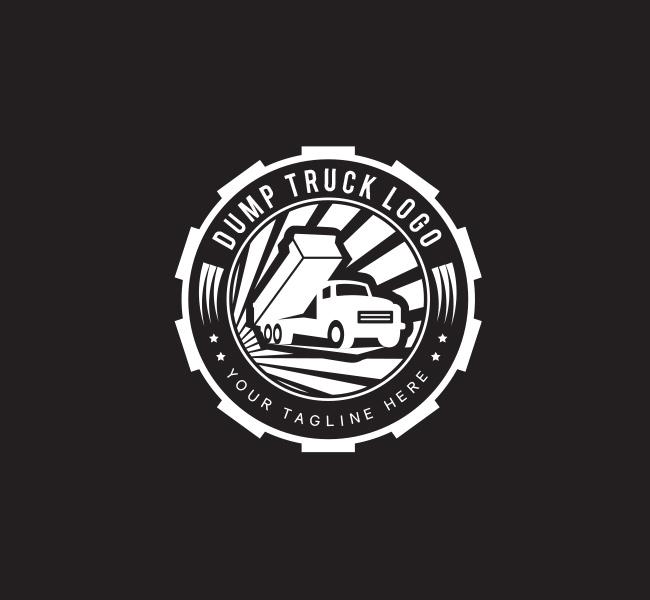 056-Dump-Truck-Logo-Template_W