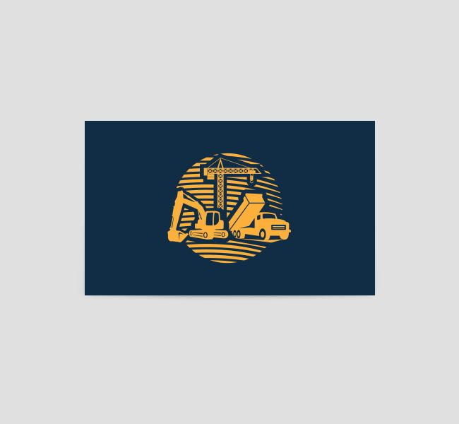Construction-Service-Logo-&-Business-Card-Template-Back-1
