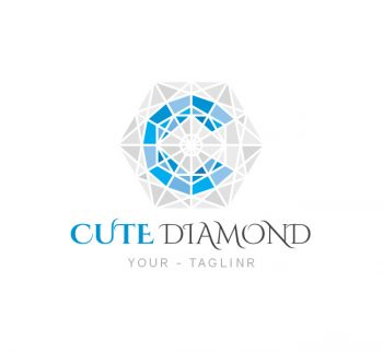 Diamond Logo & Business Card Template