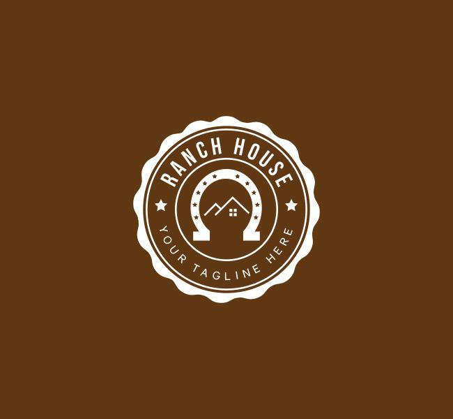 060-Ranch-House-Logo-Template_W