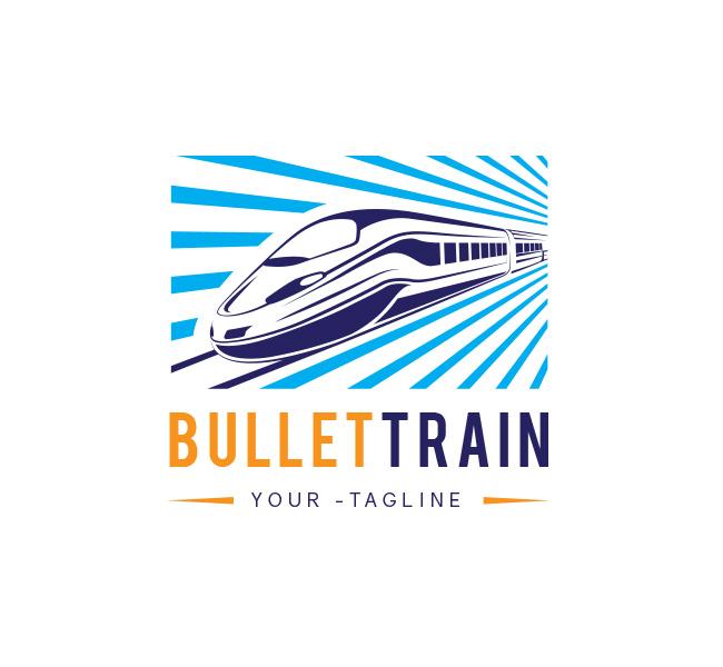 Bullet-Train-Logo
