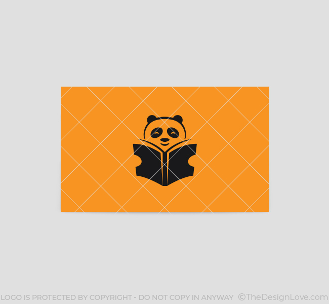 067-Reading-Panda-Logo-&-Business-Card-Template-Back