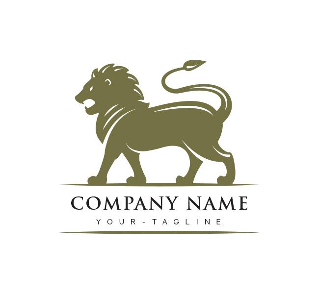 Lion-Mascot-Logo