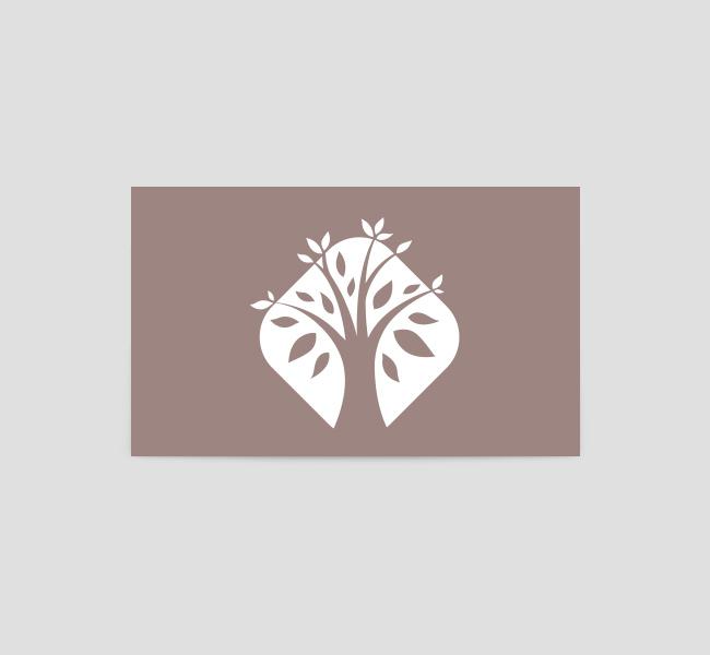 075-Fashion-Tree-Logo-&-Business-Card-Template-Back