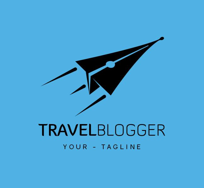 Ready-Logo-Travel-Blogger-Black