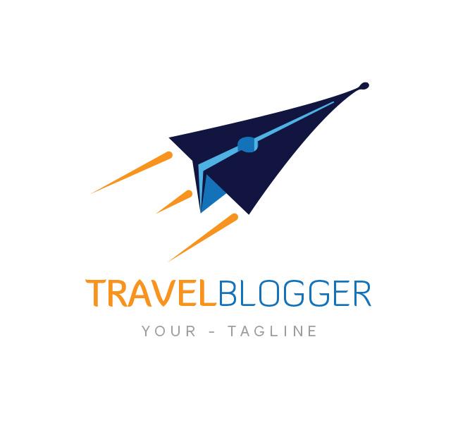 Travel-Blogger-Logo