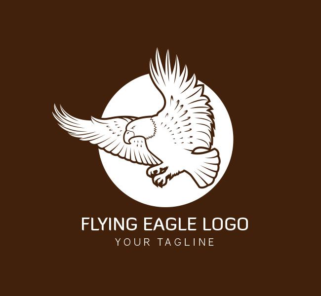 Pre-Made-Flying-Eagle-Logo