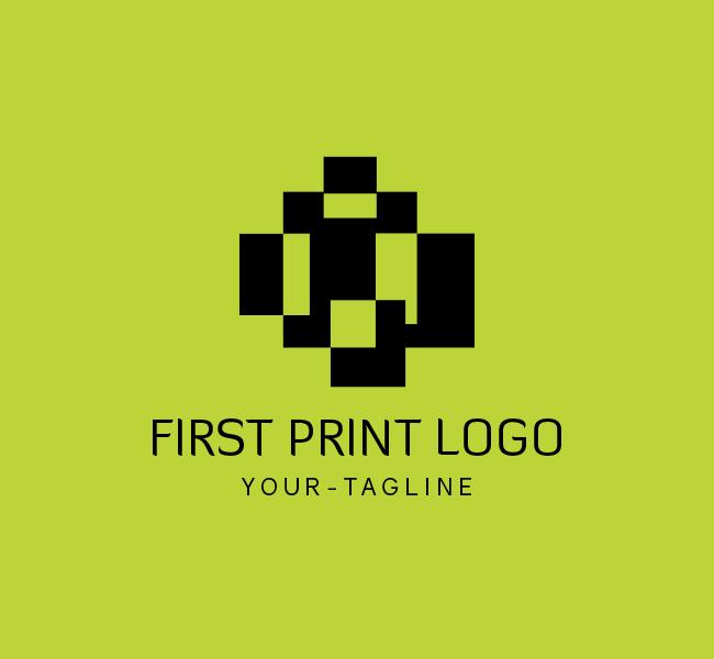 082-First-Print-Logo-Template_B