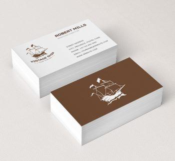 Vintage-Ship-Business-Card-Mockup