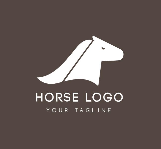 Pre-Made-Horse-Head-Logo