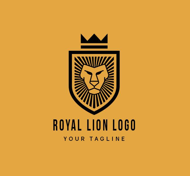 Ready-Logo-Royal-Lion-Black